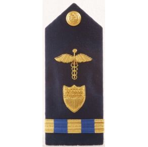 Hard Shoulder Boards WO3 MED